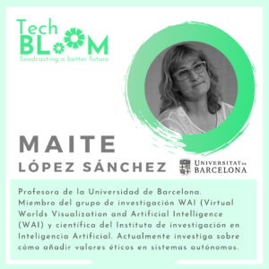 TECHBLOOM - Maite
