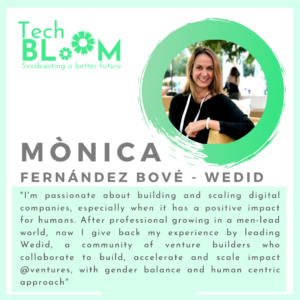 TECHBLOOM Monica