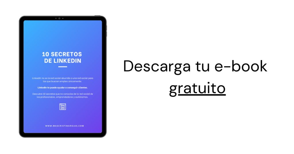 Descarga tu e-book gratuito